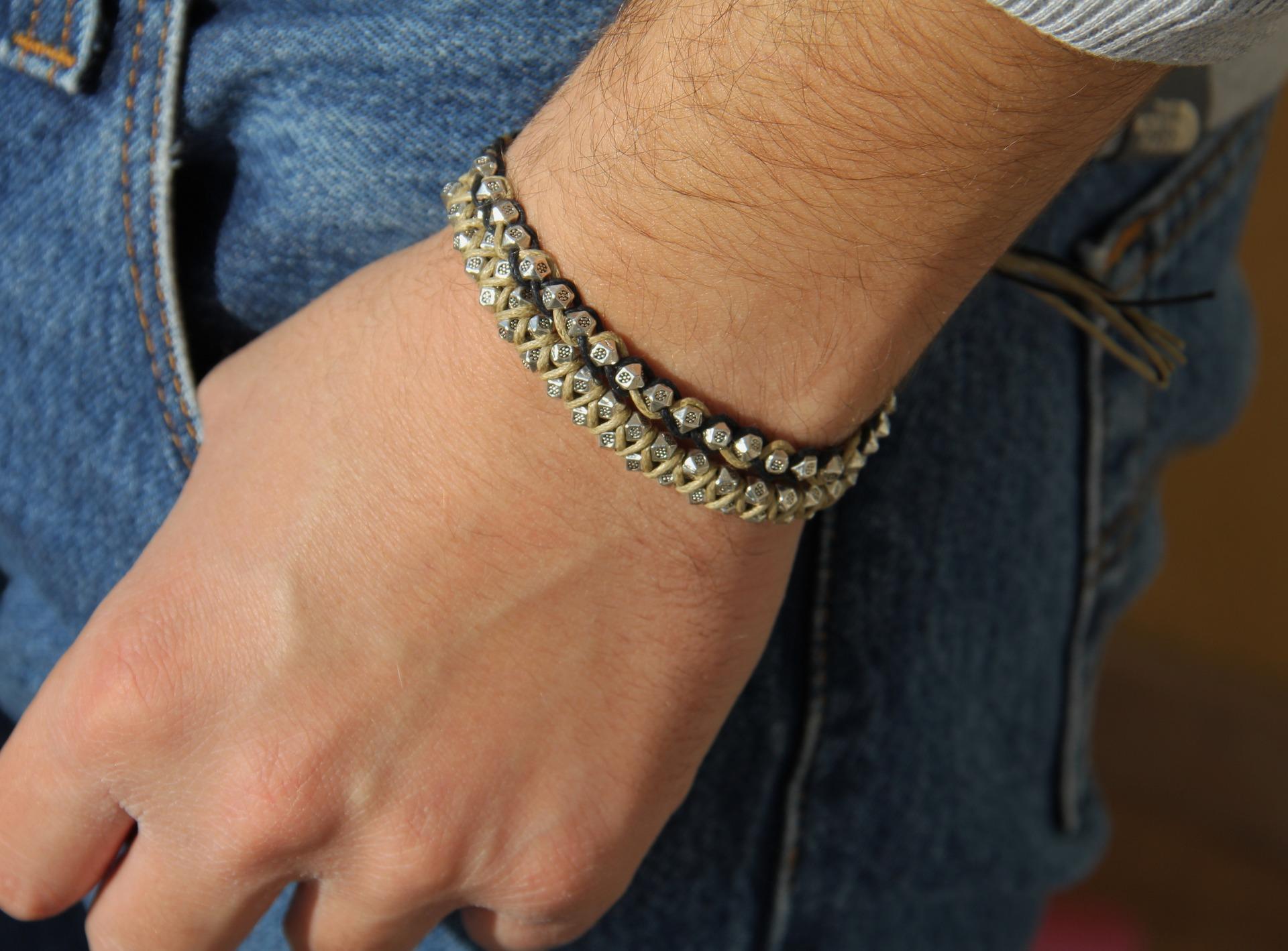 bracelet mode homme le bracelet fin a ma pr f rence. Black Bedroom Furniture Sets. Home Design Ideas