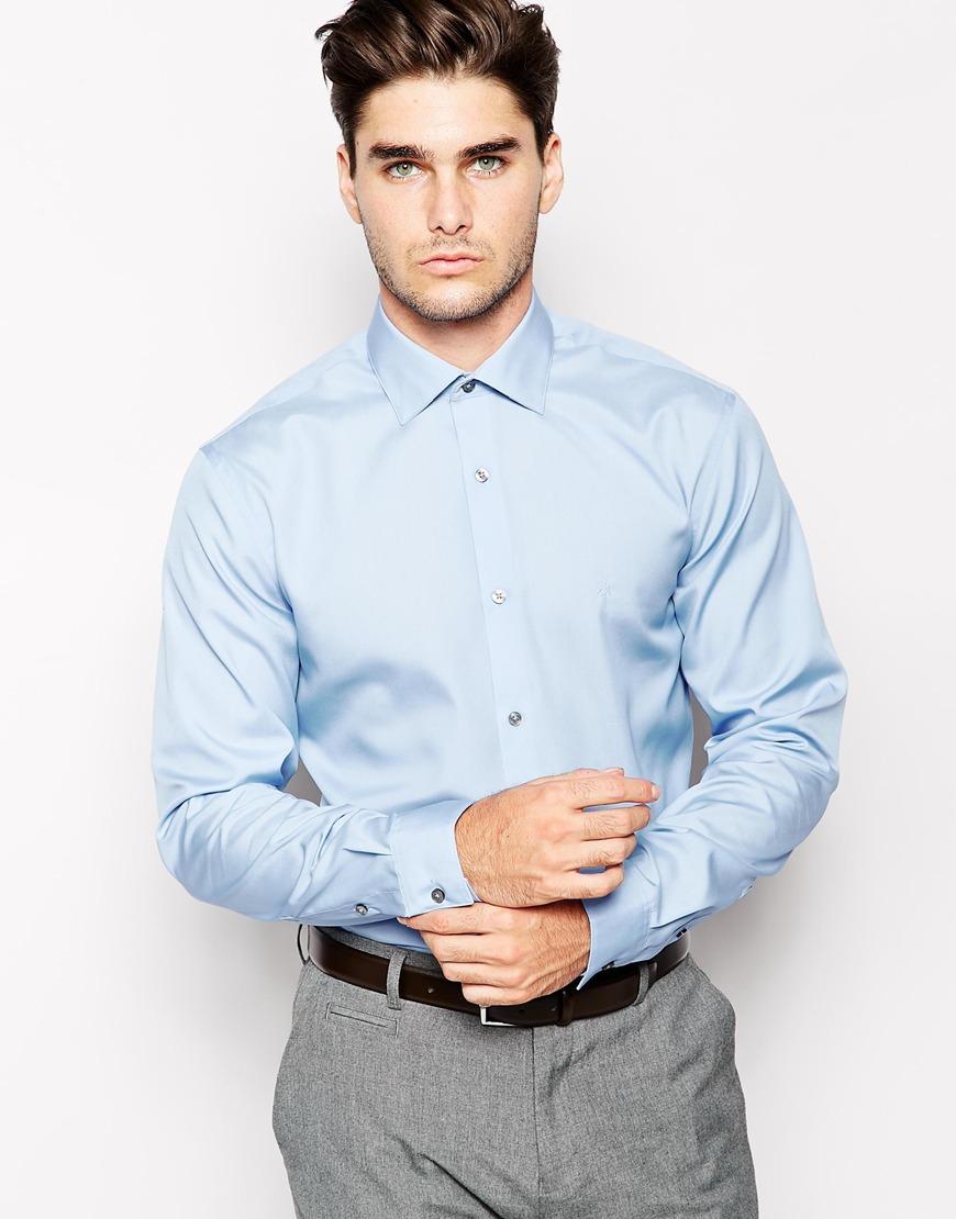 Chemise costume des conseils pour son entretien - Chemise costume homme ...