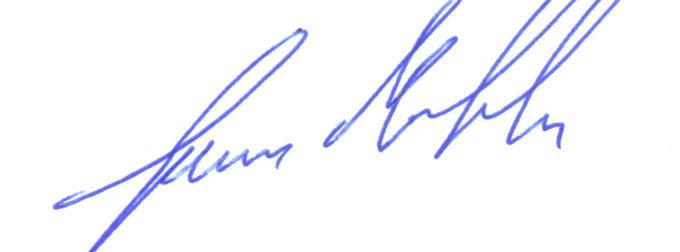 Comment créer sa signature ?