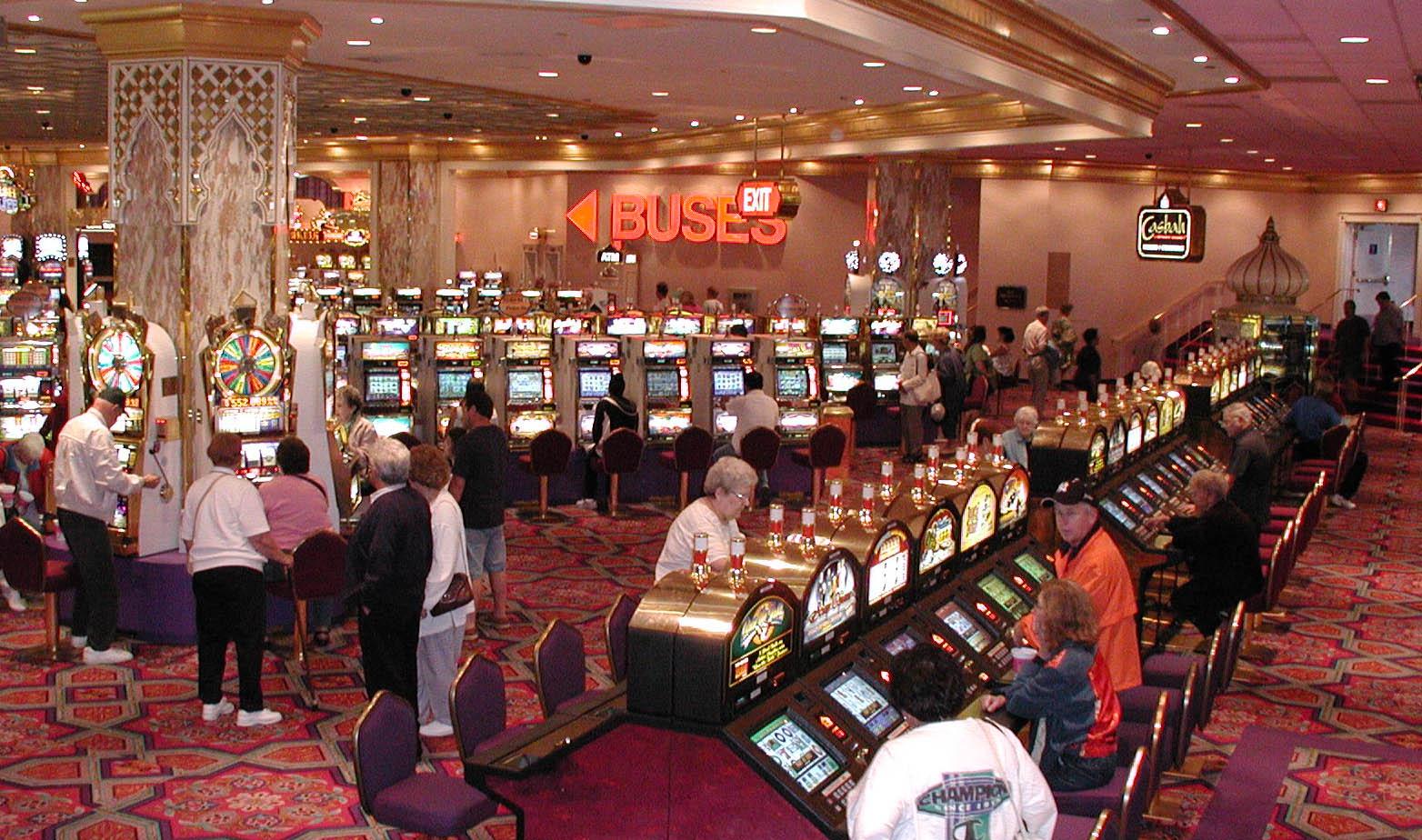 Les jeux casino, des secteurs toujours plus modernes