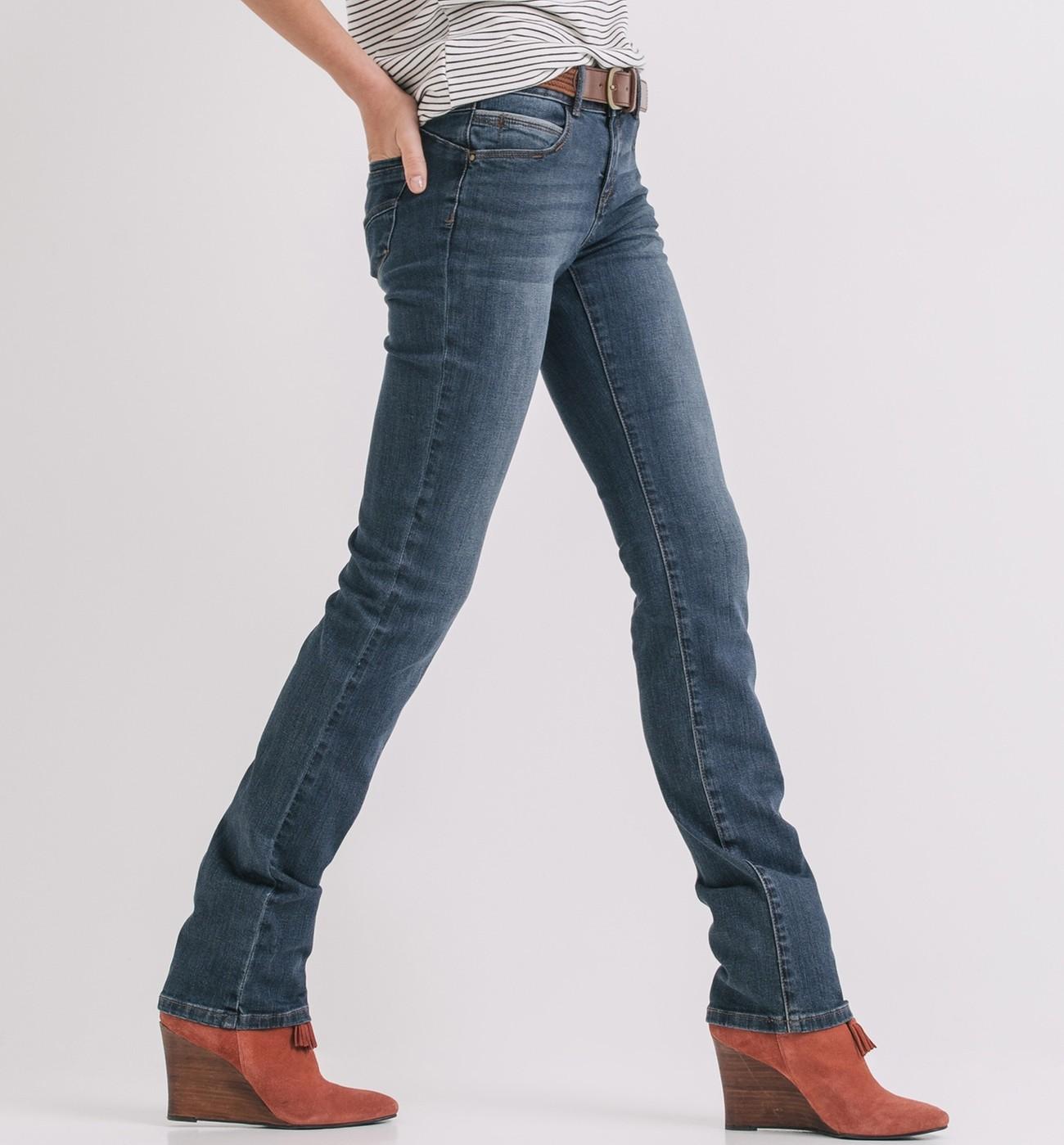 Mieux apte à parler de jean féminin aujourd'hui