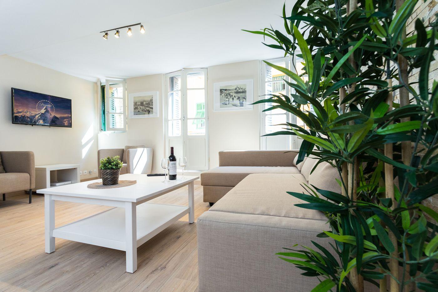 Poser des questions sur un appartement en location à Nice